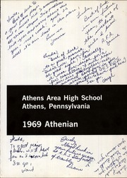 Page 5, 1969 Edition, Athens Area High School - Athenian Yearbook (Athens, PA) online yearbook collection