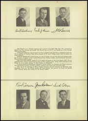 Page 11, 1938 Edition, Brownsville Area High School - Falcon Yearbook (Brownsville, PA) online yearbook collection