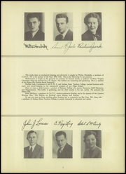 Page 13, 1938 Edition, Brownsville Area High School - Falcon Yearbook (Brownsville, PA) online yearbook collection