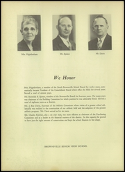 Page 6, 1938 Edition, Brownsville Area High School - Falcon Yearbook (Brownsville, PA) online yearbook collection