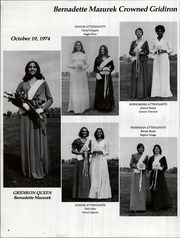 Page 10, 1975 Edition, Brownsville Area High School - Falcon Yearbook (Brownsville, PA) online yearbook collection