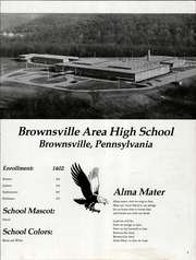 Page 7, 1975 Edition, Brownsville Area High School - Falcon Yearbook (Brownsville, PA) online yearbook collection
