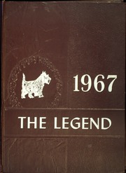 Page 1, 1967 Edition, Southmoreland Senior High School - Legend Yearbook (Alverton, PA) online yearbook collection