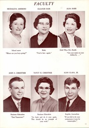 Page 15, 1967 Edition, Southmoreland Senior High School - Legend Yearbook (Alverton, PA) online yearbook collection