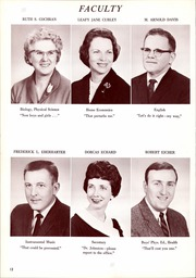 Page 16, 1967 Edition, Southmoreland Senior High School - Legend Yearbook (Alverton, PA) online yearbook collection