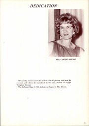 Page 7, 1967 Edition, Southmoreland Senior High School - Legend Yearbook (Alverton, PA) online yearbook collection