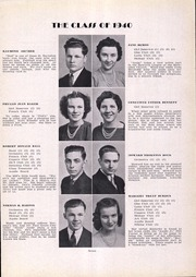 Page 13, 1940 Edition, North East High School - Aquilo Yearbook (North East, PA) online yearbook collection