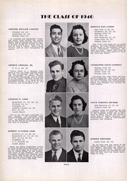 Page 14, 1940 Edition, North East High School - Aquilo Yearbook (North East, PA) online yearbook collection