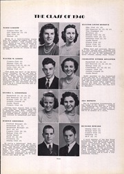 Page 15, 1940 Edition, North East High School - Aquilo Yearbook (North East, PA) online yearbook collection
