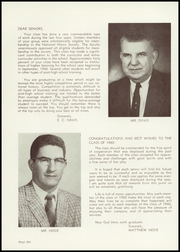 Page 10, 1960 Edition, North East High School - Aquilo Yearbook (North East, PA) online yearbook collection