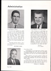 Page 12, 1961 Edition, North East High School - Aquilo Yearbook (North East, PA) online yearbook collection