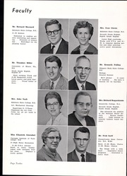 Page 16, 1961 Edition, North East High School - Aquilo Yearbook (North East, PA) online yearbook collection