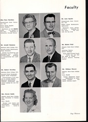 Page 17, 1961 Edition, North East High School - Aquilo Yearbook (North East, PA) online yearbook collection