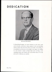 Page 8, 1961 Edition, North East High School - Aquilo Yearbook (North East, PA) online yearbook collection