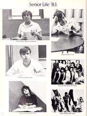 Page 12, 1983 Edition, North East High School - Aquilo Yearbook (North East, PA) online yearbook collection