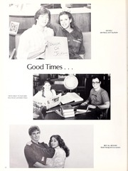 Page 16, 1983 Edition, North East High School - Aquilo Yearbook (North East, PA) online yearbook collection