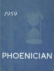 Page 1, 1959 Edition, Westmont Hilltop Senior High School - Phoenician Yearbook (Johnstown, PA) online yearbook collection