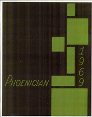 1969 Edition, Westmont Hilltop Senior High School - Phoenician Yearbook (Johnstown, PA)