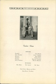 Page 16, 1929 Edition, David B Oliver High School - Omicron Yearbook (Pittsburgh, PA) online yearbook collection