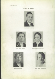 Page 10, 1939 Edition, David B Oliver High School - Omicron Yearbook (Pittsburgh, PA) online yearbook collection
