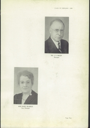 Page 9, 1939 Edition, David B Oliver High School - Omicron Yearbook (Pittsburgh, PA) online yearbook collection