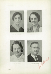 Page 10, 1940 Edition, David B Oliver High School - Omicron Yearbook (Pittsburgh, PA) online yearbook collection