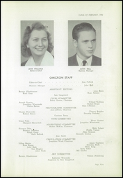 Page 13, 1942 Edition, David B Oliver High School - Omicron Yearbook (Pittsburgh, PA) online yearbook collection
