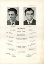 Page 13, 1943 Edition, David B Oliver High School - Omicron Yearbook (Pittsburgh, PA) online yearbook collection