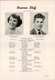 Page 13, 1950 Edition, David B Oliver High School - Omicron Yearbook (Pittsburgh, PA) online yearbook collection