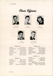 Page 14, 1950 Edition, David B Oliver High School - Omicron Yearbook (Pittsburgh, PA) online yearbook collection
