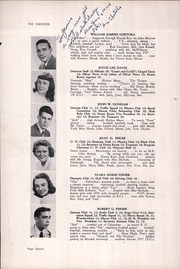 Page 22, 1951 Edition, David B Oliver High School - Omicron Yearbook (Pittsburgh, PA) online yearbook collection