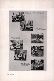 Page 34, 1951 Edition, David B Oliver High School - Omicron Yearbook (Pittsburgh, PA) online yearbook collection