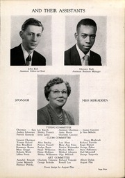 Page 13, 1953 Edition, David B Oliver High School - Omicron Yearbook (Pittsburgh, PA) online yearbook collection