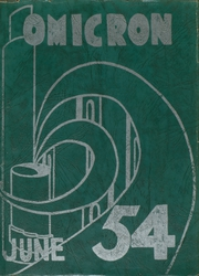 Page 1, 1954 Edition, David B Oliver High School - Omicron Yearbook (Pittsburgh, PA) online yearbook collection