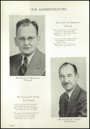 Page 10, 1954 Edition, David B Oliver High School - Omicron Yearbook (Pittsburgh, PA) online yearbook collection