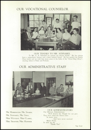 Page 11, 1954 Edition, David B Oliver High School - Omicron Yearbook (Pittsburgh, PA) online yearbook collection