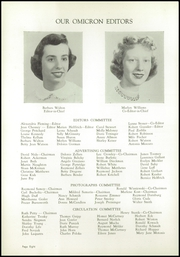 Page 12, 1954 Edition, David B Oliver High School - Omicron Yearbook (Pittsburgh, PA) online yearbook collection