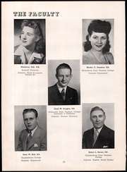 Page 12, 1947 Edition, Northeastern High School - Les Memoires Yearbook (Manchester, PA) online yearbook collection
