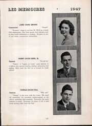 Page 17, 1947 Edition, Northeastern High School - Les Memoires Yearbook (Manchester, PA) online yearbook collection