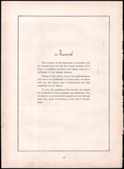 Page 6, 1947 Edition, Northeastern High School - Les Memoires Yearbook (Manchester, PA) online yearbook collection