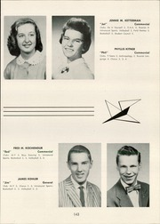 Page 147, 1959 Edition, Northeastern High School - Les Memoires Yearbook (Manchester, PA) online yearbook collection