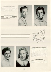 Page 149, 1959 Edition, Northeastern High School - Les Memoires Yearbook (Manchester, PA) online yearbook collection