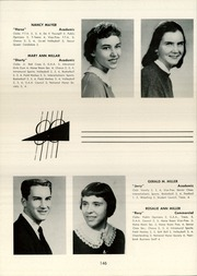 Page 150, 1959 Edition, Northeastern High School - Les Memoires Yearbook (Manchester, PA) online yearbook collection