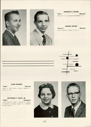 Page 151, 1959 Edition, Northeastern High School - Les Memoires Yearbook (Manchester, PA) online yearbook collection