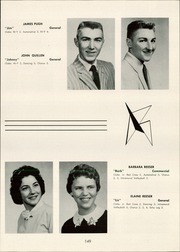 Page 153, 1959 Edition, Northeastern High School - Les Memoires Yearbook (Manchester, PA) online yearbook collection