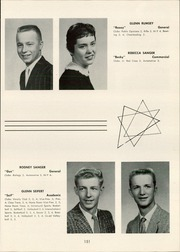 Page 155, 1959 Edition, Northeastern High School - Les Memoires Yearbook (Manchester, PA) online yearbook collection