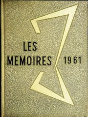1961 Edition, Northeastern High School - Les Memoires Yearbook (Manchester, PA)