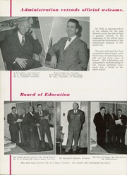 Page 10, 1951 Edition, Lincoln High School - Ellwoodian Yearbook (Ellwood City, PA) online yearbook collection