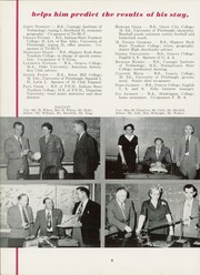 Page 12, 1951 Edition, Lincoln High School - Ellwoodian Yearbook (Ellwood City, PA) online yearbook collection