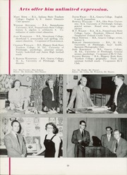 Page 14, 1951 Edition, Lincoln High School - Ellwoodian Yearbook (Ellwood City, PA) online yearbook collection